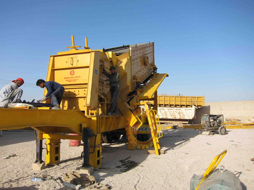 closed-circuit-portable-crushing-plant