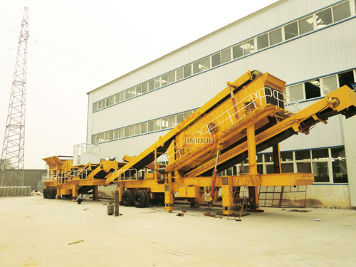 mobile-construction-waste-crushing-plant