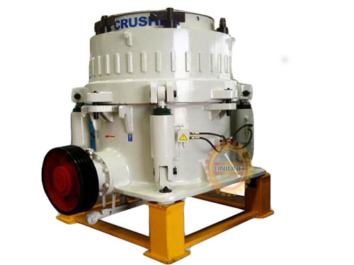 hydraulic-cone-crusher