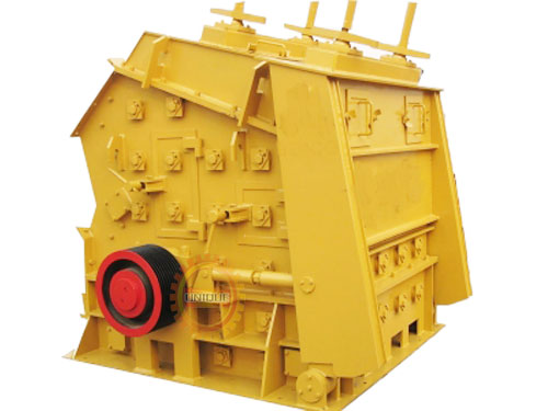 Horizontal-impact-crusher
